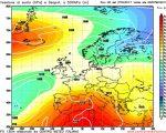 Tendenza meteo Maggio 2017 in Italia inizio del mese fresco e piovoso ma attenzione alle ondate di caldo a seguire.
