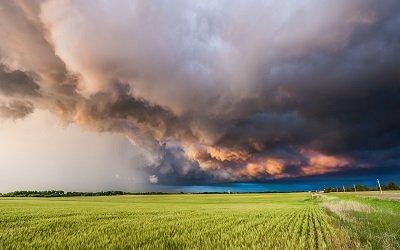 METEO rovesci e temporali in arrivo al Centro Sud Italia per il weekend