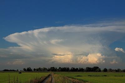 METEO ITALIA: oggi 23 maggio tempo stabile al mattino, piogge e temporali pomeridiani sui settori interni peninsulari