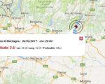 Terremoto oggi, scossa M 3.6 in Veneto