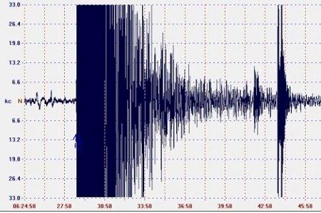 Terremoto con epicentro in mare, la scossa sentita sulla costa