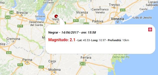 terremoto 22 giugno veneto trattoria - photo#46