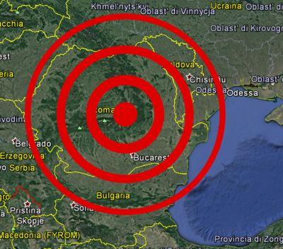 Sisma di magnitudo 3.7 nel bolognese