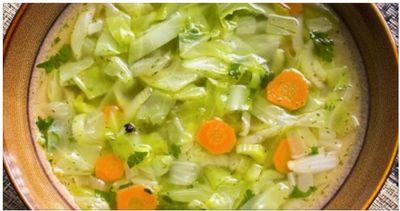 Diete Per Perdere Peso In Pochi Giorni : Dieta con la zuppa di cavolo si possono perdere kg in pochi