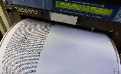 Terremoto Oggi a Catanzaro, epicentro a Botricello