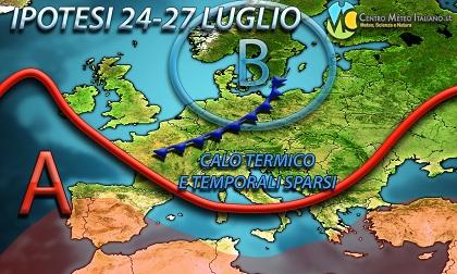 Previsioni meteo prossima settimana nuovo break estivo in Italia Sembrerebbe di si secondo gli ultimi modelli.