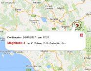 Terremoto oggi, scossa nelle Marche