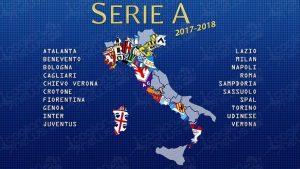 Calendario Seria A Roma.Calendario Serie A 2017 2018 Big Match Inter Milan