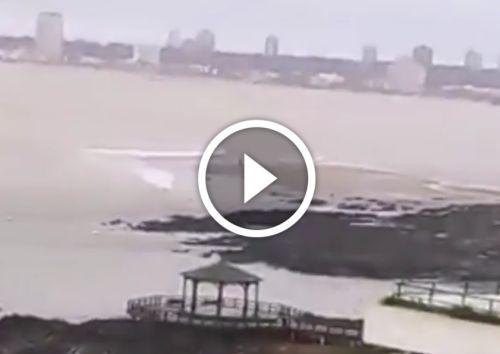 Il mare si sta ritirando all'improvviso: scatta il panico tsunami sulle coste delle due nazioni, video