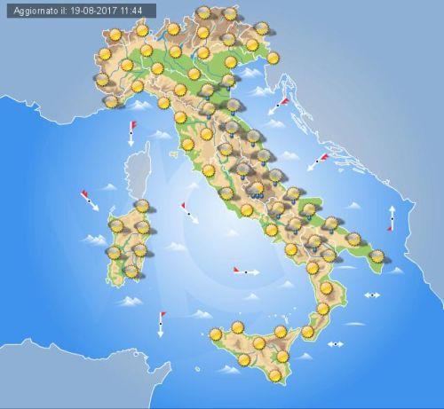 Meteo domani 20 giugno 2017, instabile sulle regioni adriatiche. Meglio altrove, tutti i dettagli pagina per pagina