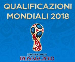 Calendario Qualificazioni Mondiali Italia.Qualificazioni Mondiali 2018 Avversarie Italia Ai Playoff