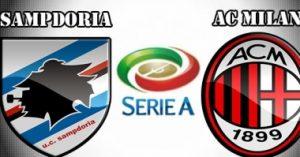 Serie A, PAGELLE Sampdoria-Milan 2017, la cronaca