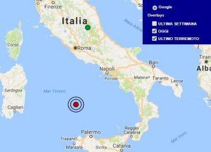 Terremoto oggi Lazio 12 ottobre 2017, scossa M 2.2 provincia di Rieti - Dati Ingv
