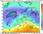 Modelli meteo verso un periodo meno freddo, ma le piogge?