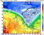 Tendenza meteo 18-22 novembre: aria fredda da Domenica poi anticiclone