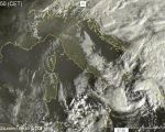 Ciclone mediterraneo NUMA: maltempo al Sud Italia - sat24.com