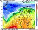 Anticiclone in arrivo sul Mediterraneo, tendenza meteo 20-25 novembre