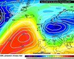 Modello ECMWF per il finale di novembre - meteociel.fr