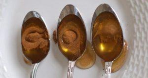 perdita di peso di miele alla cannella e acqua calda