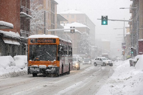 Previsioni meteo, weekend di super neve al Nord