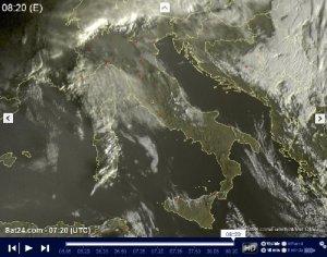 METEO Live: stabilità protagonista in Italia salvo qualche nevicata sulle Alpi