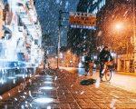 NEVE a Shanghai, gelo su molte zone dell'Asia - thatsmags.com