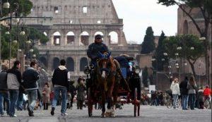 Blocco auto Roma 11 febbraio 2018, orari e info stop traffico domenica ecologica / Chi può circolare?