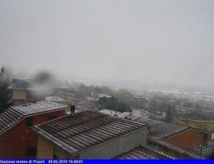 Nevica in Italia, fiocchi fino a 600 metri e localmente più in basso - caputfrigoris.it