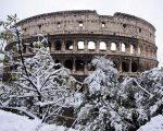 Neve anche a Roma tra Domenica e Lunedì? - Paltech.it