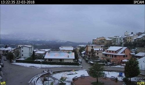 Maltempo: pioggia e neve in Puglia