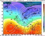 Anticiclone fino al 25 aprile, poi di nuovo piogge dall'Atlantico?