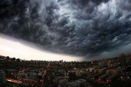 In arrivo piogge e temporali