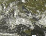 Tempo instabile o perturbato con piogge e temporali anche intensi - sat24.com