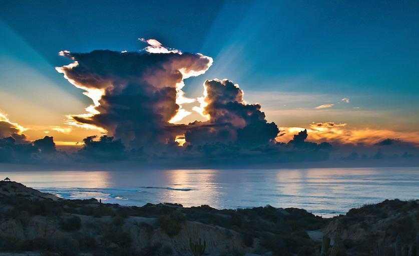 Tempo instabile o perturbato sull'Italia con temporali anche intensi - weathersicily.it