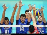 Volley, Nations League 2018