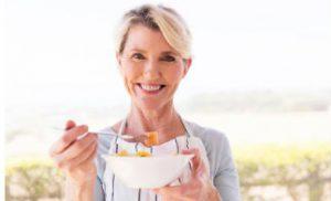 schema dieta dimagrante in menopausa