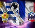 Mondiali Russia 2018 Uruguay-Francia