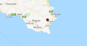 Terremoto oggi Sicilia 10 luglio 2018, scossa M 2.2 provincia di Siracusa - Dati Ingv