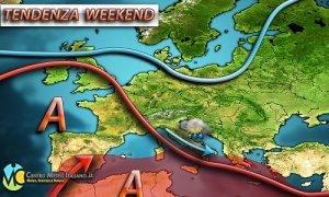 Bel tempo in Italia almeno per altre 36-48 ore, poi temporali in arrivo ad iniziare dalle regioni settentrionali