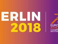 Europei atletica Berlino 2018 dal 6 al 12 agosto