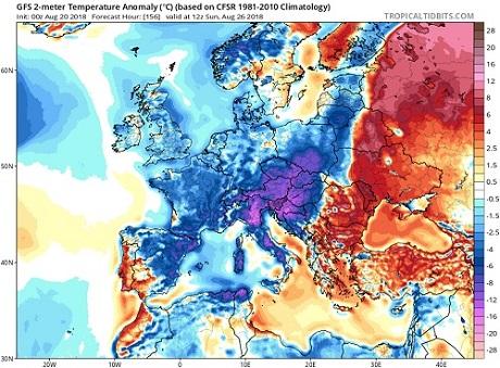 Meteo, allerta gialla in Sicilia: rischio temporali tra oggi e domani