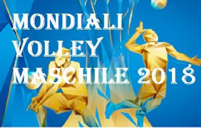 Volley Maschile Calendario.Pallavolo Maschile Mondiali Volley 2018 In Tv Orari E