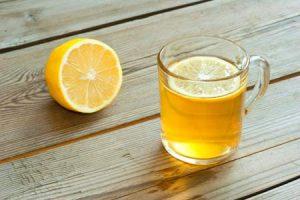 come perdere peso velocemente con il succo di limone