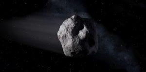 Asteroide sfiora la terra
