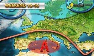 Nel weekend torna l'anticiclone con sole e caldo in Italia