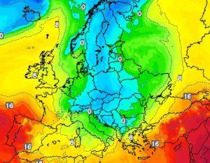 Freddo in arrivo in Europa: estate in crisi definitiva e drastico calo termico. Le zone più colpite