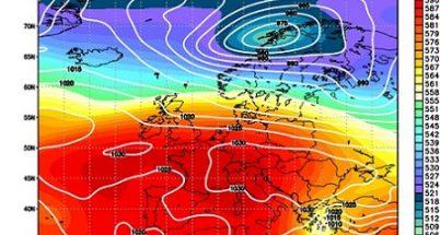 Anticiclone prepotente sull'Europa fino a fine settembre?