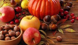 Dieta Settimanale Equilibrata Per Dimagrire : Dieta autunnale per dimagrire in giorni il menu settimanale da