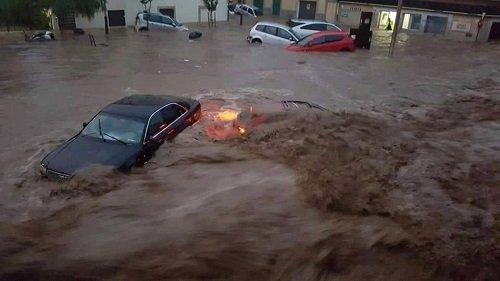 Spagna, piogge torrenziali a Maiorca: almeno nove morti