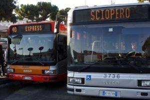 Sciopero trasporti Roma domani, venerdì 12 ottobre 2018: info fasce di garanzia e orari stop mezzi Atac e Tpl